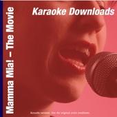 Karaoke Downloads - Mamma Mia! - The Movie