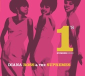 Diana Ross & The Supremes - Number 1's: Diana Ross & The Supremes  artwork