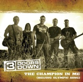 The Champion In Me - Single cover art