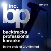 Jump for Joy (Instrumental Track)[Karaoke In the Style of 2 Unlimited]