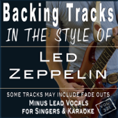 Backing Tracks in the style of Led Zeppelin (Backing Tracks)