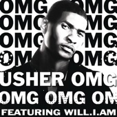 Usher - OMG (feat. will.i.am)  arte