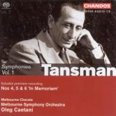 Tansman: Symphonies, Vol. 1 - The War Years (Symphonies Nos. 4-6)