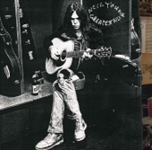 Neil Young - Rockin' In the Free World artwork