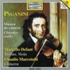 Grand Sonata a Chitarra sola con accompagnamento di violino: II. Romanza