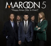 Happy Xmas (War Is Over) - Single cover art