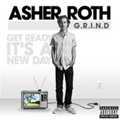 G.R.I.N.D. (Get Ready It's a New Day) - Single cover art