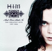 HIM - Join Me In Death artwork