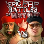 Hulk Hogan and Macho Man vs Kim Jong-Il - Single cover art