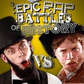 Abe Lincoln vs Chuck Norris (feat. Nice Peter & Epiclloyd) - Single cover art