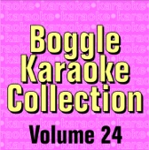 Can't Take My Eyes Off You (In the Style of 'Boys Town Gang') - Boggle Karaoke