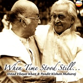 When Time Stood Still…