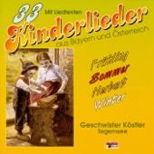 33 Kinderlieder aus Bayern und Österreich