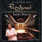 Jagjit Singh - Parwaaz-Live In Singapore artwork