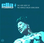 The Very Best of the Harold Arlen Songbook cover art