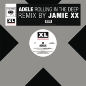 Rolling In the Deep (Jamie XX Shuffle) - Single cover art
