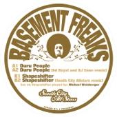 Basement Freaks - EP cover art
