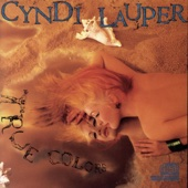 Cyndi Lauper - True Colors artwork