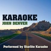 Karaoke: John Denver