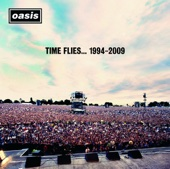 Oasis - Time Flies... 1994-2009 artwork