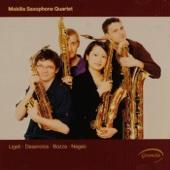 Andante et scherzo: Scherzo - Mobilis Saxophone Quartet