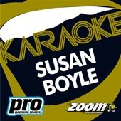 Zoom Karaoke - Susan Boyle