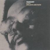 Allen Toussaint - Life, Love and Faith  artwork