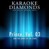 Prince - The Best Songs, Vol. 3 (Karaoke Version In the Style of Prince)