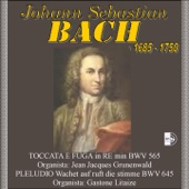 Toccata e fuga in Re minore, BWV 565 - Organo di S.Maria dei Servi di Milano & Jean Grunenwald