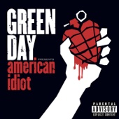 American Idiot cover art