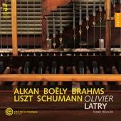 Piano Pédalier (Alkan, Boëly, Brahms, Liszt, Schumann)
