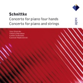 Schnittke: Concerto for Piano 4 Hands & Concerto for Piano and Strings