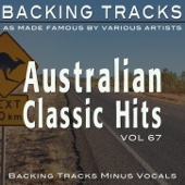 The Boys Light Up (Backing Track originally by Australian Crawl)