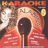 Karaoké, Vol.5 - Chantez Alabina