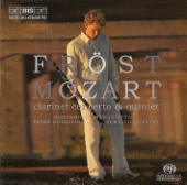 Mozart: Clarinet Concerto - Clarinet Quintet in A Major