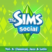 The Sims Social Vol. 4: Classical, Jazz & Latin cover art
