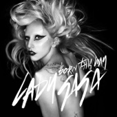 Lady Gaga - Born This Way artwork