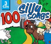 100 Silly Songs - The Countdown Kids Cover Art