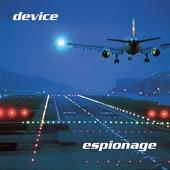 Espionage cover art