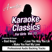 Ameritz Karaoke Band - Love The Way You Lie Part 2 (In The Style of Rihanna and Eminem) artwork