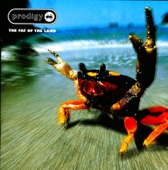 Breathe - The Prodigy Cover Art