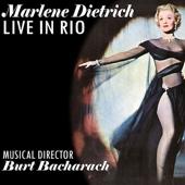 Live In Rio Marlene Dietrich Burt Bacharach Muzyka na czekanie