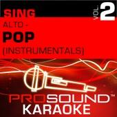 Sing Alto Pop  Vol.2 (Karaoke Performance Tracks)