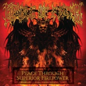 Peace Through Superior Firepower (Live In Paris) - EP cover art