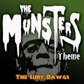 The Munster's Theme - The Surf Dawgs Cover Art