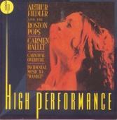 Carmen Ballet, Carnaval Overture, Incidental Music to