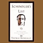 Schindler's List - Thomas Keneally Cover Art