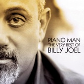 Billy Joel - Piano Man (Radio Edit) kunstwerk
