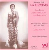 Verdi: La Traviata - La Scala - Sabajno (1930)
