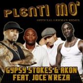 Plenti Mo' (Official German Remix) [feat. Joce'n'Reza] - Single cover art